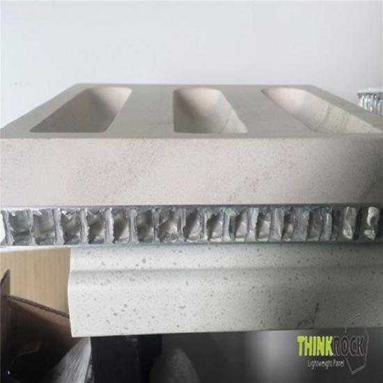 light weight aluminum honeycomb panel