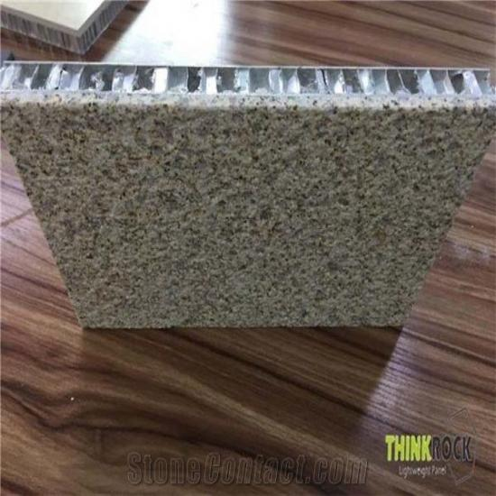 Rusty Granite stone Aluminum Honeycomb Panel