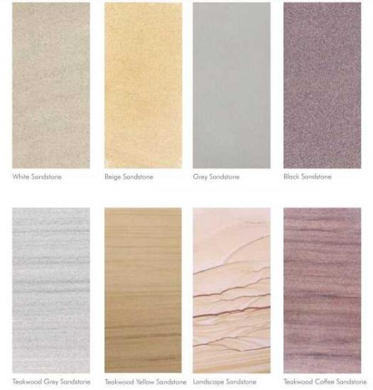 Lightweight Sandstone With Aluminum Composite Panel For Facade