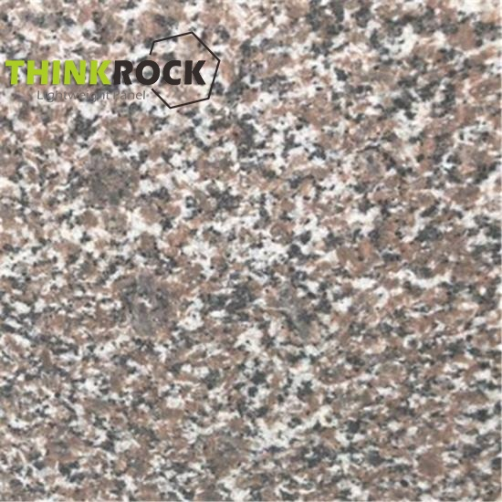 Wulian Flower / Red Flower Granite