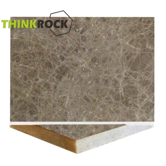 Turkey Emperador Light Marble Stone Ceramic Panels