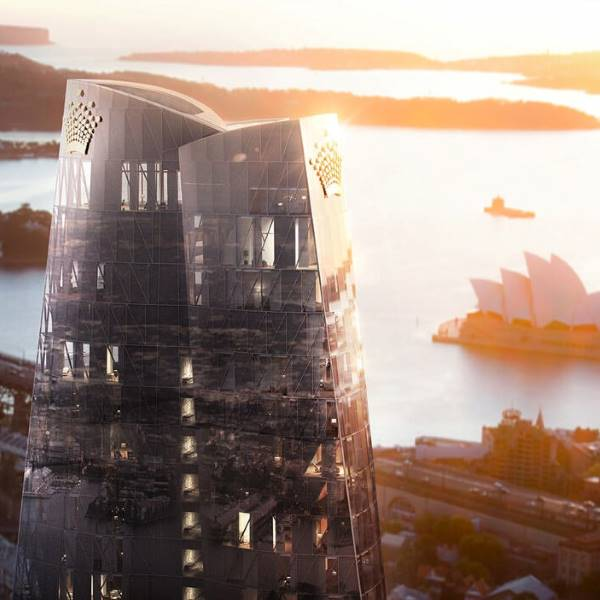 The Crown Resort Project In Sydney Australia