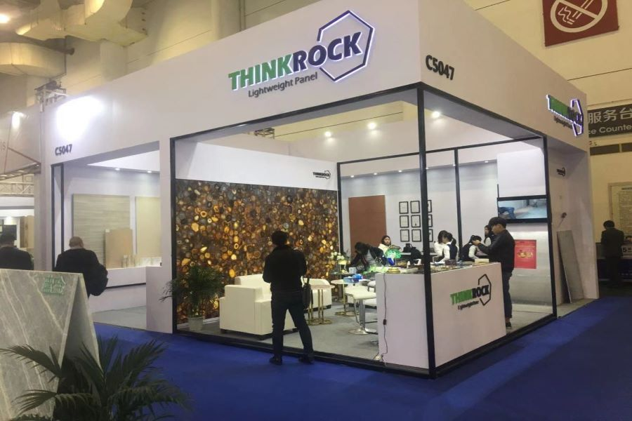 Thinkrock Stone on the 19th Xiamen International Stone Fair